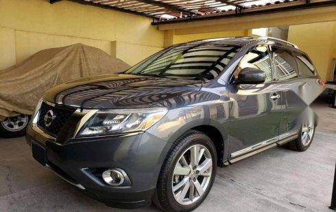 Se vende urgemente Nissan Pathfinder 2014 Automático en Tlaquepaque