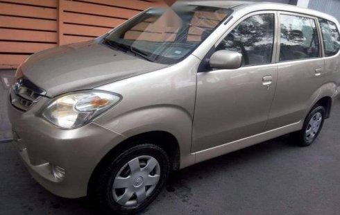 Se vende urgemente Toyota Avanza 2011 Manual en Miguel Hidalgo