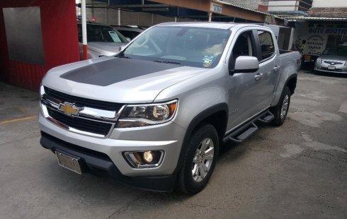 Vendo un Chevrolet Colorado impecable