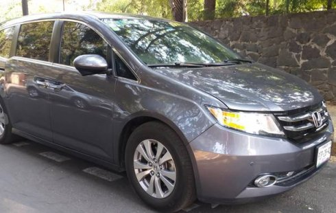 Honda Odyssey 2015 barato