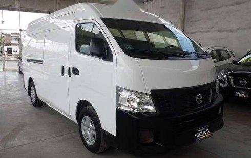 Precio de Nissan Urvan 2014