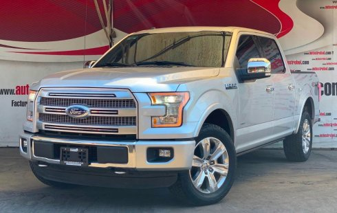Ford Lobo 2016 usado