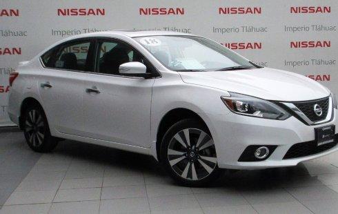Nissan Sentra 2018 en venta
