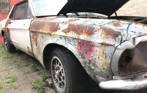 SHOCK!! Un excelente Ford Mustang 1968, contacta para ser su dueño