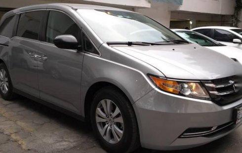 Vendo un Honda Odyssey por cuestiones económicas