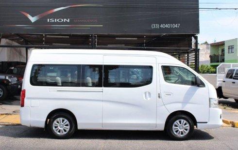 Auto usado Nissan Urvan 2017 a un precio increíblemente barato