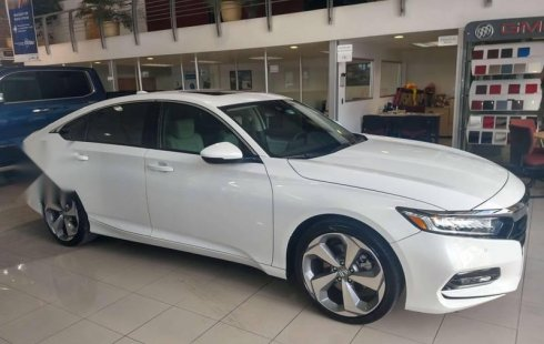 Honda Accord 2018 impecable