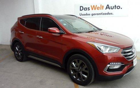 Hyundai Santa Fe 2017 barato