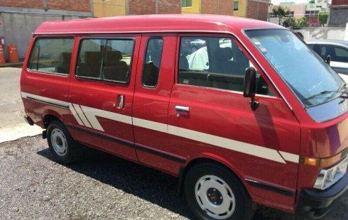 Nissan Ichi van 1993 barato en Ciudad de México