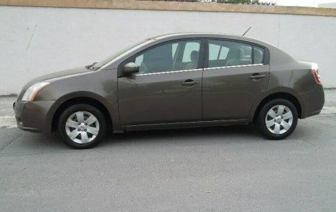 Se vende urgemente Nissan Sentra 2007 Manual en Nuevo León