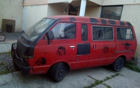 Nissan Ichi van usado en Tlalnepantla de Baz