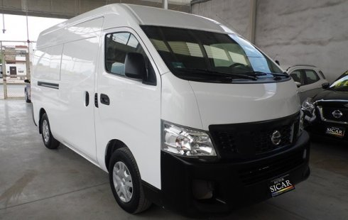 Se vende urgemente Nissan Urvan 2014 Manual en Monterrey