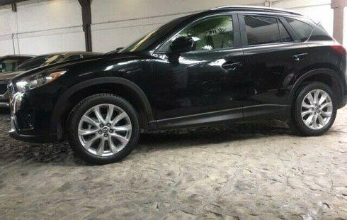 Se vende urgemente Mazda CX-5 2015 Automático en Nuevo León