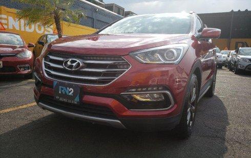 Vendo un carro Hyundai Santa Fe 2017 excelente, llámama para verlo