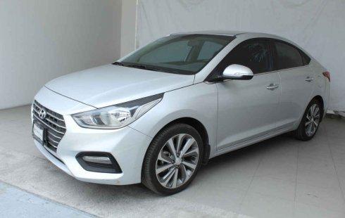 Un carro Hyundai Accent 2018 en Gustavo A. Madero