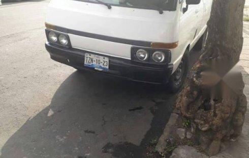 SHOCK!! Un excelente Nissan Ichi van 1991, contacta para ser su dueño