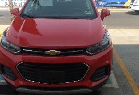 Quiero vender un Chevrolet Trax usado