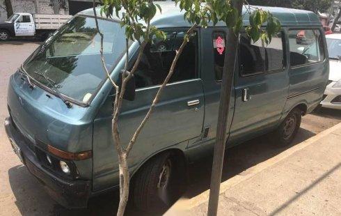 Coche impecable Nissan Ichi van con precio asequible