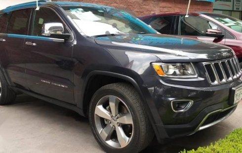 Jeep Grand Cherokee 2014 usado