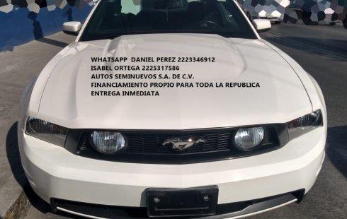 Deportivo Mustang GT 2011 Puebla