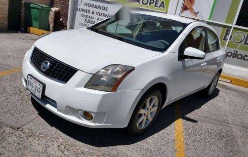 Tengo que vender mi querido Nissan Sentra 2007 en muy buena condición