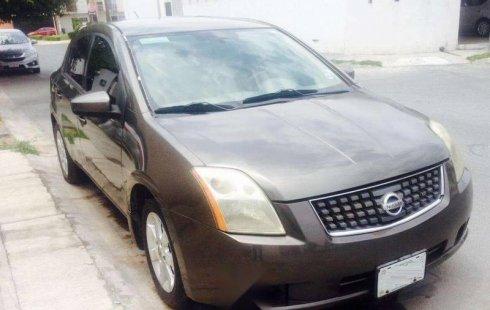 Se vende urgemente Nissan Sentra 2007 Automático en General Escobedo
