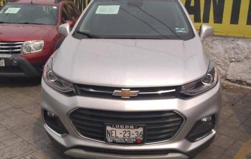 Chevrolet Trax 2018 usado en Ixtapaluca