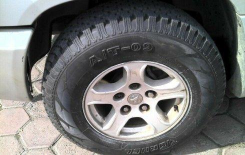 Quiero vender inmediatamente mi auto Dodge Dakota 2012 muy bien cuidado