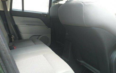 Un Jeep Compass 2007 impecable te está esperando