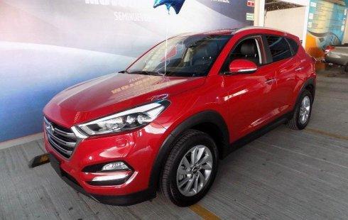 Precio de Hyundai Tucson 2018