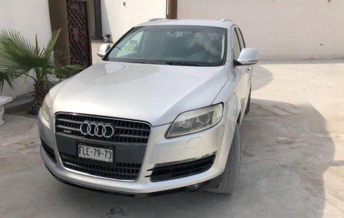 Vendo un Audi Q7 en exelente estado