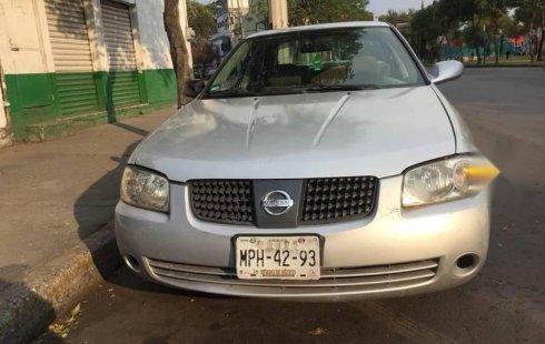 Me veo obligado vender mi carro Nissan Sentra 2005 por cuestiones económicas