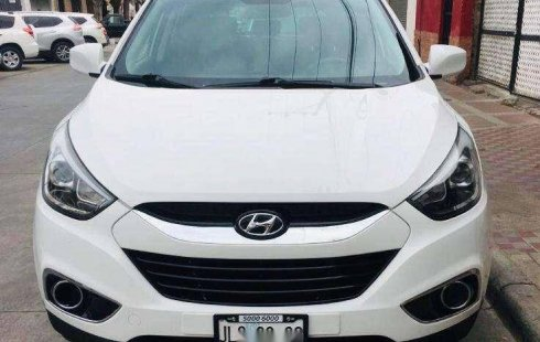 Vendo un Hyundai ix35 impecable
