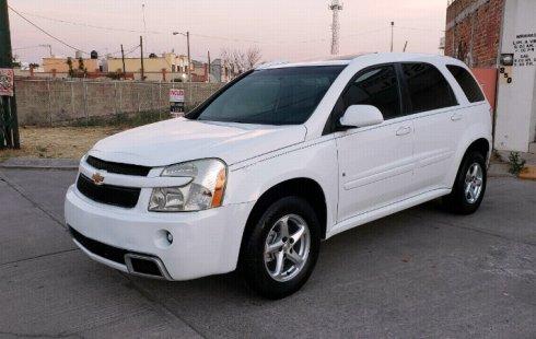Se vende urgemente Chevrolet Equinox 2008 Automático en Guanajuato