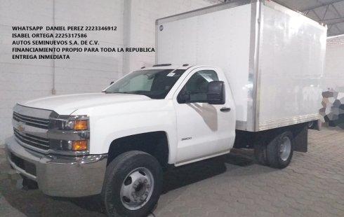 Chevrolet Caja Seca 3500 2015 Puebla