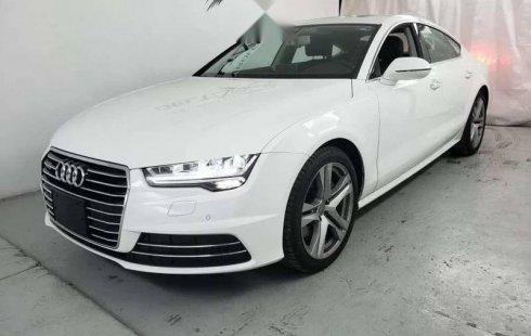 Audi A7 2018 barato en Cuauhtémoc