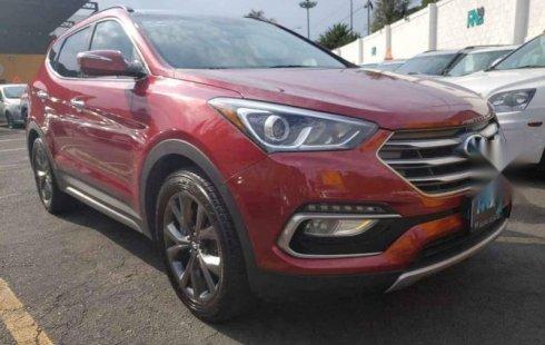Vendo un Hyundai Santa Fe en exelente estado