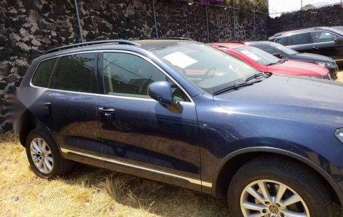 Se pone en venta un Volkswagen Touareg