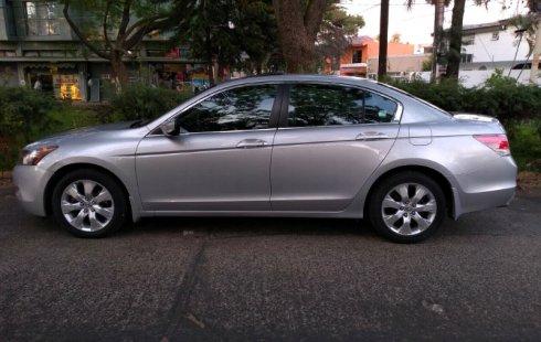 Me veo obligado vender mi carro Honda Accord 2008 por cuestiones económicas