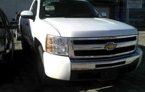 Se vende urgemente Chevrolet Silverado 2013 Manual en Puebla