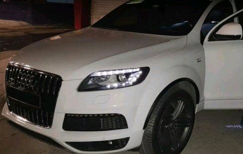 Vendo un carro Audi Q7 2013 excelente, llámama para verlo