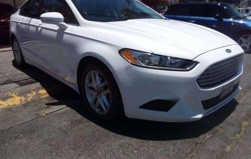 En venta un Ford Fusion 2013 Automático en excelente condición