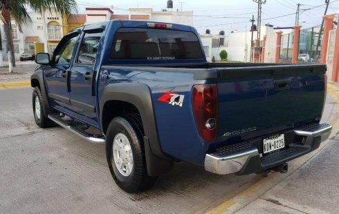 Se vende urgemente Chevrolet Colorado 2006 Automático en Guanajuato