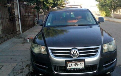 Tengo que vender mi querido Volkswagen Touareg 2008 en muy buena condición