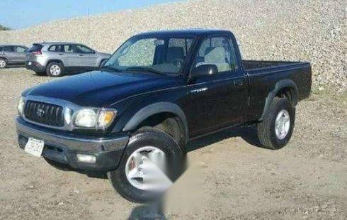 Vendo un Toyota Tacoma por cuestiones económicas