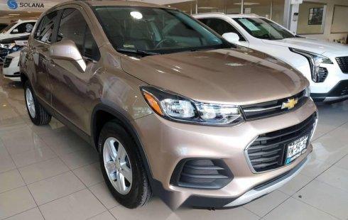 Me veo obligado vender mi carro Chevrolet Trax 2018 por cuestiones económicas