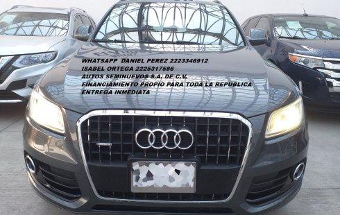 Equipada Audi Q5 2013 Puebla