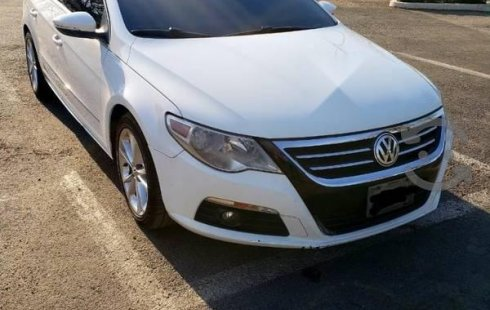 Se pone en venta un Volkswagen CC