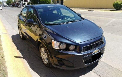 Chevrolet Sonic impecable en Jalisco más barato imposible