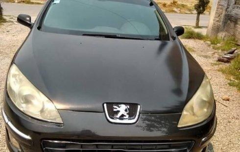 Quiero vender inmediatamente mi auto Peugeot 407 2007 muy bien cuidado